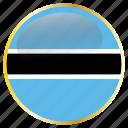 africa, african, botswana, bwa, gaborone icon
