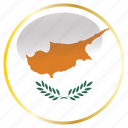 country, cyprus, flag, flags, holida, national icon