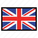 flag, flags, national, united kingdom, world