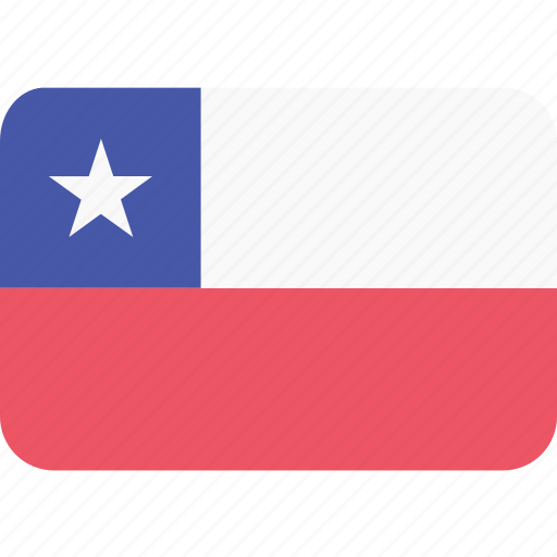 America, chile, chilean, flag, flags, south icon - Download on Iconfinder