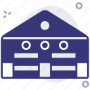 buildings, factories, stocks, storage, warehouse