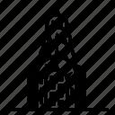 art deco skyscraper, chrysler building, chrysler landmark, chrysler monument, new york skyscraper