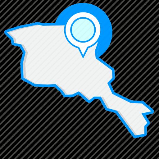 armeniamaps, country, map, world icon