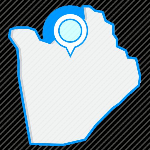 Burundimaps, country, map, world icon - Download on Iconfinder