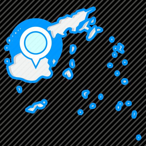 country, fijimaps, map, world icon