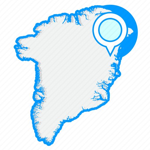 country, greenlandmaps, map, world icon