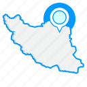 country, iranmaps, map, world icon