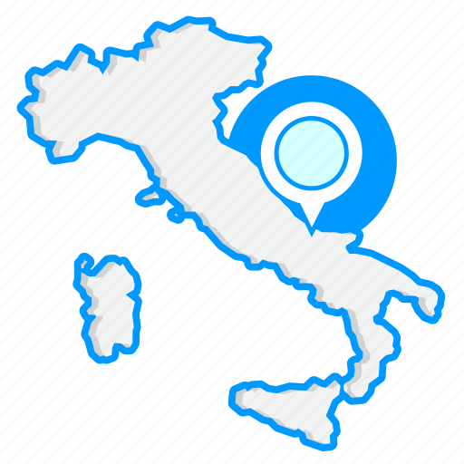 Country, italymaps, map, world icon - Download on Iconfinder
