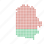 belarus, country, location, map icon