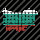 bulgaria, bulgarian, country, location, map icon