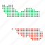 country, iran, iranian, location, map icon