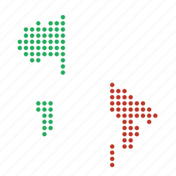 country, italian, italy, location, map icon