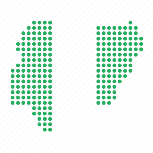 country, location, map, nigeria, nigerian icon