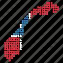 map, norway, location, country, norwegian