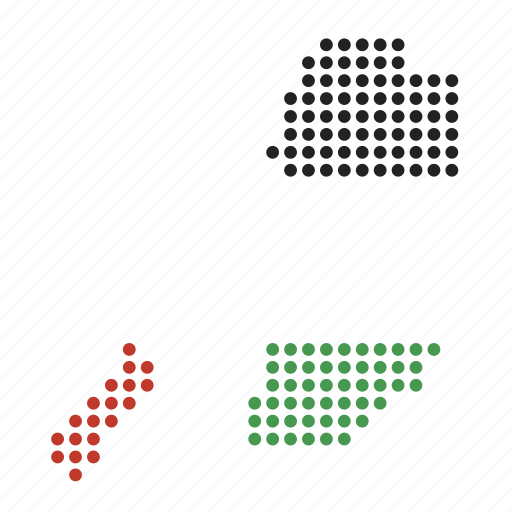 country, location, map, palestine, palestinian icon