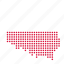 country, location, map, poland, polish icon