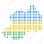 country, location, map, rwanda, rwandan icon