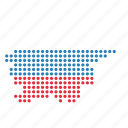 map, slovenia, location, country, slovenian icon