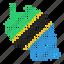 country, location, map, tanzania, tanzanian icon