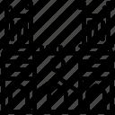 building, church, france, monument, notre dame, paris, structure icon icon