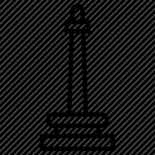Central, jakarta, landmark, tower, monument icon - Download on Iconfinder