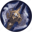 axe, death knight, frost, game, warcraft, wow icon
