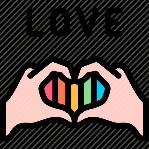 campaign, carnaval, lgbtq, love icon