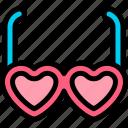 campaign, carnaval, lgbtq, sunglasses icon