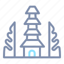 architecture, bali, besakih, building, famous, landmark, pura icon