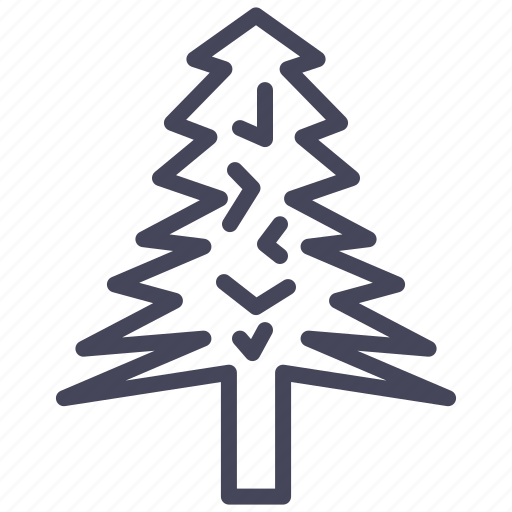 camping, christmas, enviroment, forest, nature, pine, tree icon