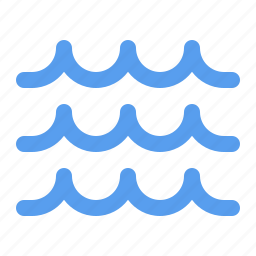 flash, flood, flooding, ocean, surf, tide, waves, weather icon