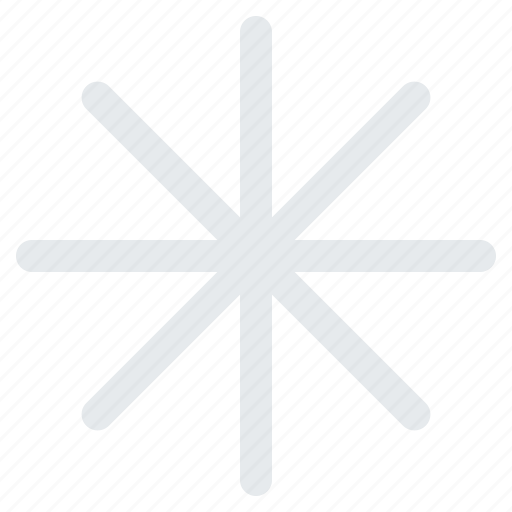 cold, cool, frost, frozen, snow, snowflake, storm, weather, winter icon