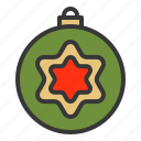 ball, bauble, christmas, decoration, ornament