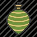ball, bauble, christmas, decoration, ornament, stripes