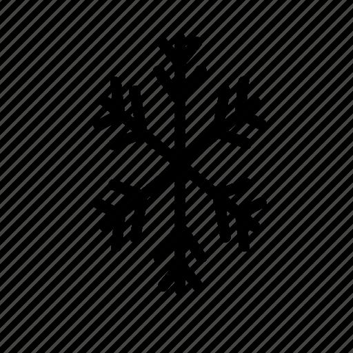 holiday, new, snowflake, tree, weather, xmas, year icon