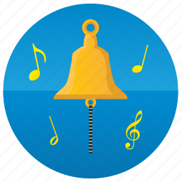 bell, boat, ring, ship, yacht icon