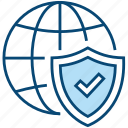 cyber, security, computer, online, digital, globe