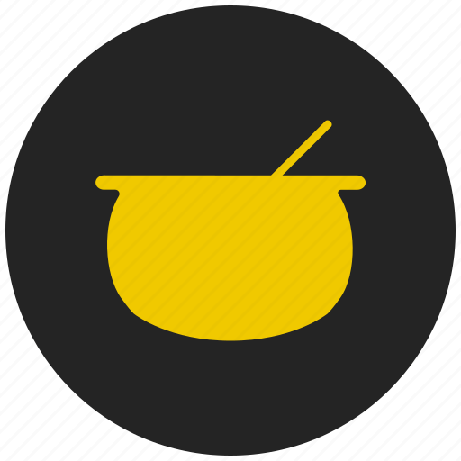 cook, cooking, cooking pot, cookware, hot pot, pot icon