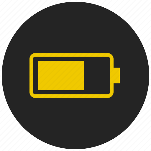 battery full, battery level, charge, charging, mobile battery icon