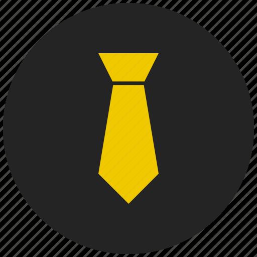 business tie, formal tie, neck tie, official tie, professional, tie, uniform tie icon