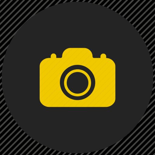camera, image, photo, photography, picture, profile photo icon