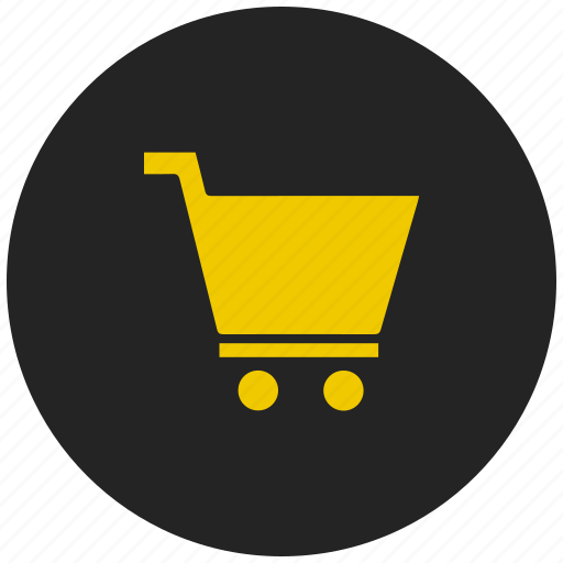 basket, buy, checkout, ecommerce, retail, shopping cart, super market icon