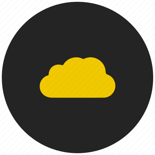 cloud, cloudy, shared services, sky, storage, weather icon