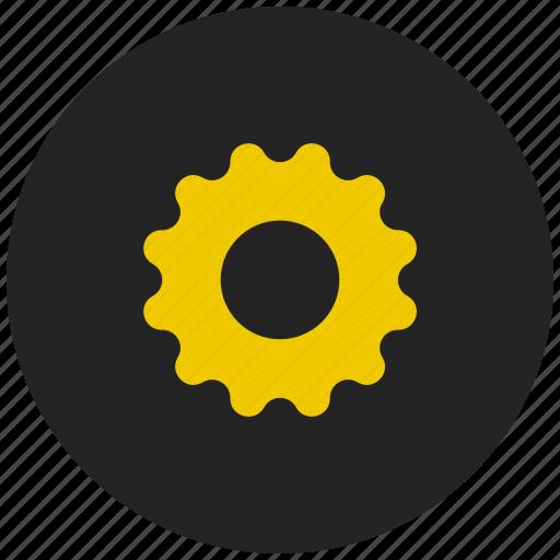 cog, configuration, gear, preferences, settings, setup, tools icon