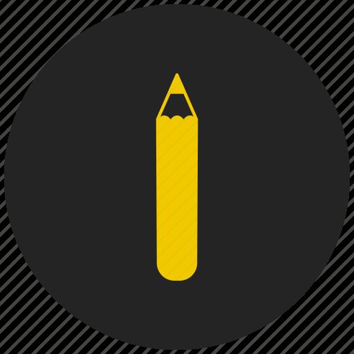 document edit, edit, file editing, modify, pen, pencil, write icon