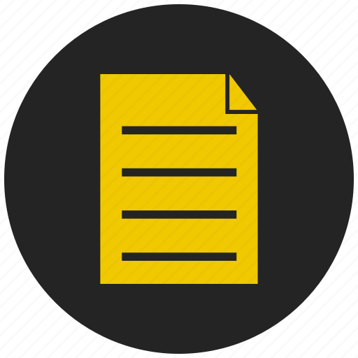 copy, document, duplicate, files, papers, print, write icon
