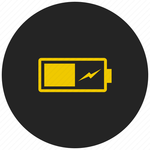 batter status, battery level, charge, charging, mobile battery icon