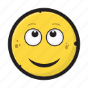 emotion, face, smile, smiley