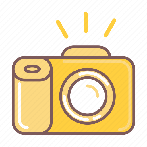 camera, capture, device, flash, photo, photography icon