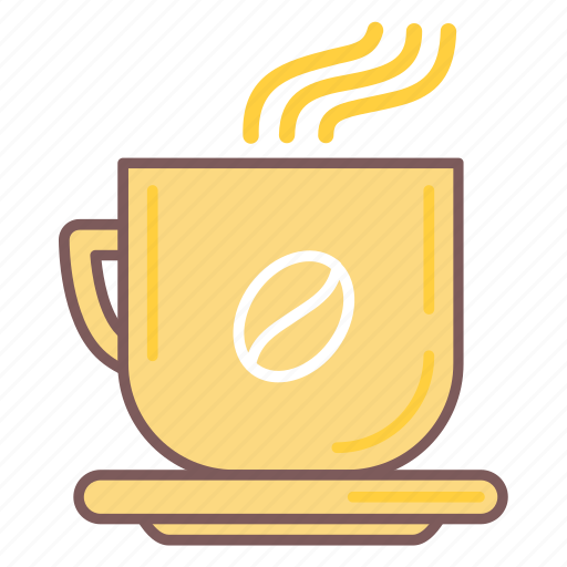 coffee, cup, drink, hot, mug icon